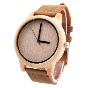 New Environmental Protection Japan Movement Wooden Fashion Watch Bg453