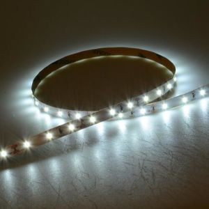 White SMD5730 LED Strip Light IP65 Silicon Waterproof