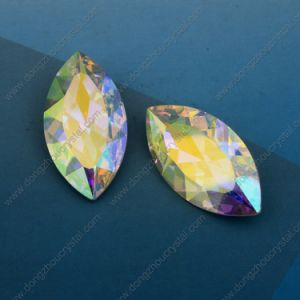 Navette Dz-4200 Crystal Fancy Stones for Jewelry pictures & photos
