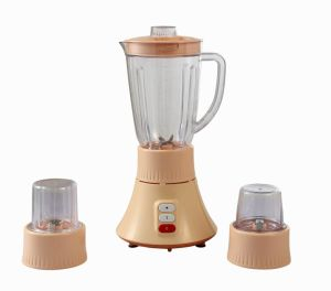 Promotional Hot Sale Stylish Efficient Powerful Electric Blender (3 in 1) for Home Use with Multi-Function (SB-208)