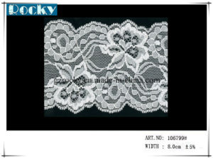 White Fancy Trimming African Lace Wedding Guipure Lace