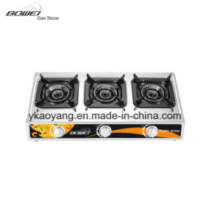 Best 3 Burner Portable Top Gas Cooker