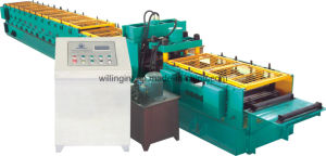 High Speed Z Shape Roll Forming Machine pictures & photos