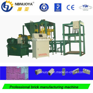 Brick Machine, Concrete Making Machine, Automatic Cement Brick Machine (NYQT4-15)