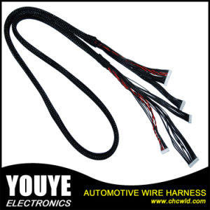Factory Price Male to Female Electronic Cable Loudspeaker Wire Harness pictures & photos