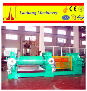 Rubber Open Two Roll Mixing Mill pictures & photos