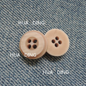 4-Hole High Quality Plastic Sewing Button for Garment (HD2011-16) pictures & photos