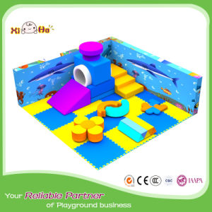 China Ce Certiciated Indoor Soft Play Equipment For Preschool Kids