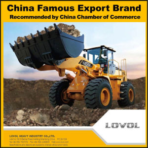 5 ton Wheel Loader Manufacturer with high Quality pictures & photos