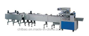 Full Automatic Feeding and Packing Line for Cakes