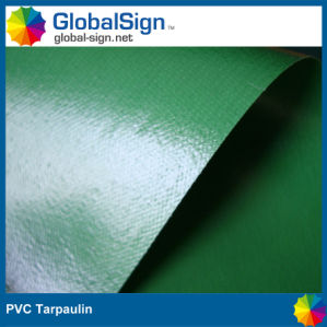 680GSM Fr PVC Coated Tarpaulin for High Speed Door/Truck Cover pictures & photos