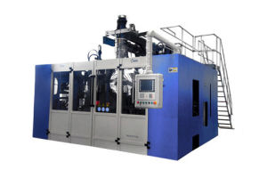 Wind Blower Blow Molding Machine B10d-480 (2 Stations 1 Cavity)