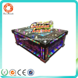 Factory Price Coin Operated Ticket Redemption Fishing Game Machine pictures & photos