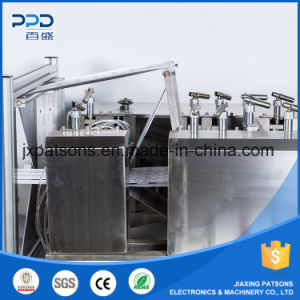 High Speed Alcohol Swab Making Machinery pictures & photos