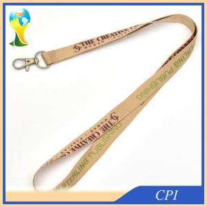Silk Screen Printing Logo Custom Neck Lanyard