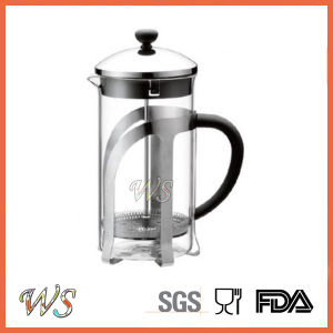 Wschxx037 Stainless Steel French Press Coffee Maker Hot Sell Coffee Press