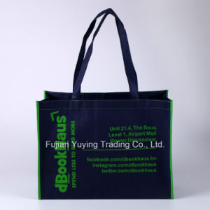 Non Woven Shopping Tote Bag with Cutomed Size (YYNWB052)