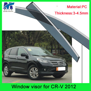 Auto Accesssories Sun Guard Window Side Visor for Hodna CRV 2012 pictures & photos