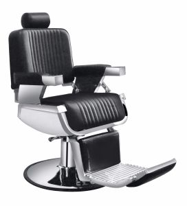 High Quality Comfortable Hydraulic Barber Chair pictures & photos