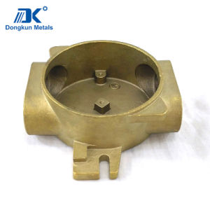 Brass and Bronze Valve Parts Farbrication pictures & photos
