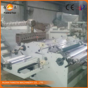 Cling Film Machine FT-600 Double Extruder (CE) pictures & photos
