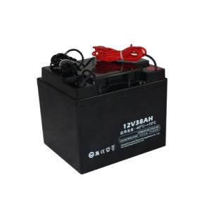 Solar Battery 12V 38ah Best Power Storage