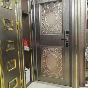 Copper Plated Decorative Color Stainless Steel Sheet For Steel Door