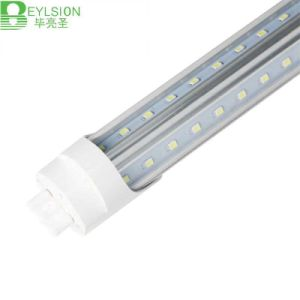150cm 48W T8 Vshape LED Tube Lamps 85-265V 3 Years Warranty pictures & photos