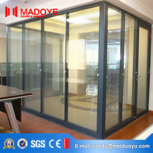 Aluminum Alloy Frame Glass Partition Door for Luxury Office & China Aluminum Alloy Frame Glass Partition Door for Luxury Office ...