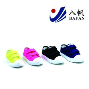 Magic Tape Kids Causal Shoes Bf1701439 pictures & photos