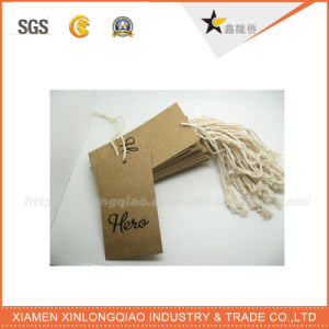 Black Color Hot Sale Factory Price Hang Tag pictures & photos