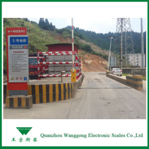 Weighbridge Truck Scale for Large Goods Vehicle 80000lb pictures & photos
