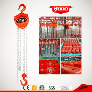 1ton Hand Puller Chain Block Manual Hoist pictures & photos