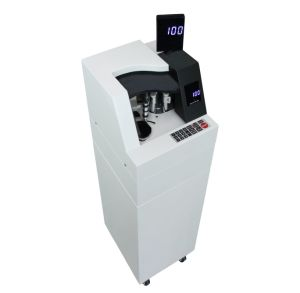 Fdj-136 Vacuum Money Counting Machine with Automatic Dust Absoption Cover