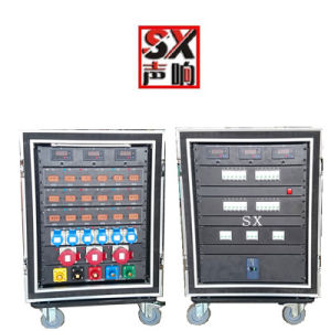 3 Phase Electrical Lighting Power Controller Box with 16A