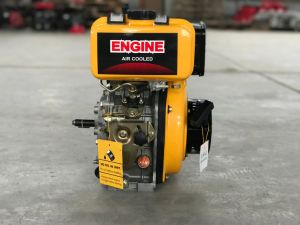 7HP Yanmar Type Recoil Start Diesel Engine (FSH178F) pictures & photos