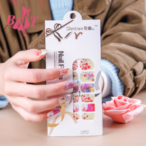 Beautifual Nail Wrap with Most Fashionable Patterns