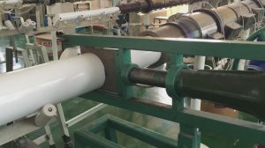 PTFE Rod Sawing Machine pictures & photos