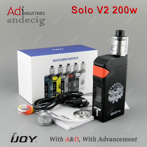 Ijoy Solo V2 200W Tc Starter Kit pictures & photos