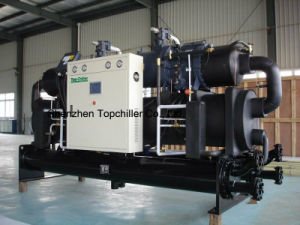 550000kcal/H Water Cooled Screw Compressor Water Chiller