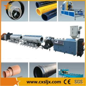 16-63mm PPR Pipe Making Machine with Color Line Extruder pictures & photos