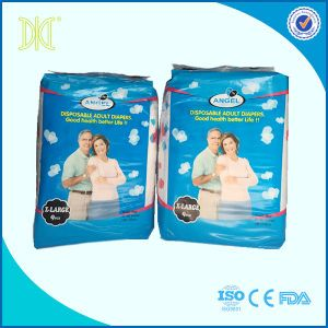 Green Health Senior Disposable Adult Diaper for Elderly pictures & photos