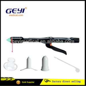 2017 Geyi Disposable Circular Stapler for Hemorrhoids pictures & photos