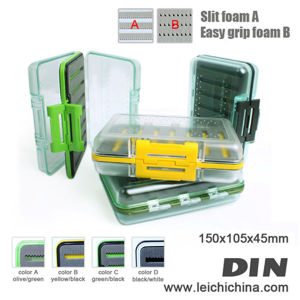 Exclusive Waterproof Plastic Fly Box pictures & photos