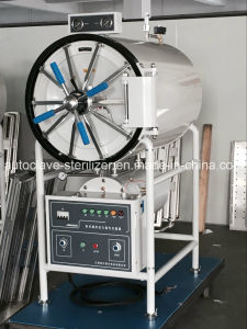 Horizontal Hospital and Medical Sterilizers and Autoclaves