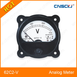 6c2-V Mounted Round Analog Meter