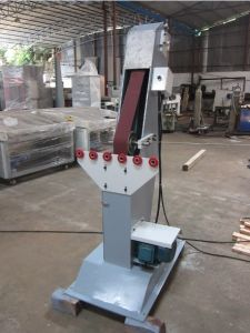 Glass Single Belt Grinding Machine pictures & photos