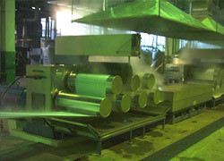 Solid Fiber Production Line
