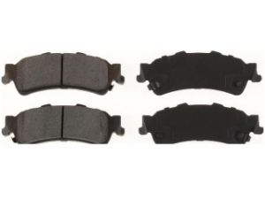 Auto Fmsi 7662-D792 Brake Pad Set for Chevrolet/Gmc/Cadillac