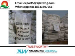 99.7% Sodium Nitrite Price with High Quality pictures & photos